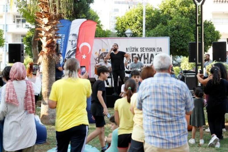 Seyhan'da yaz etkinlikleri başladı