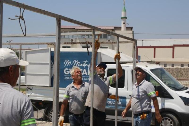 Akdeniz'de kurban satış ve kesim yerleri belirlendi