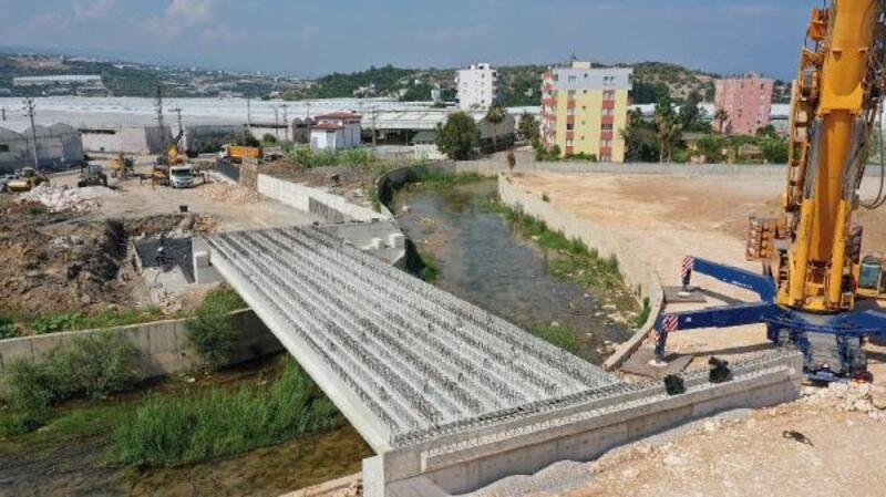 Lamos Köprüsü, Kayacı Vadisi'ne yeni bir kapı açacak