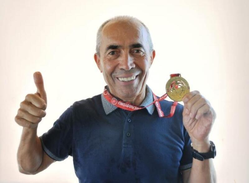 Ali Bıdı, Ordu'da da şampiyon oldu