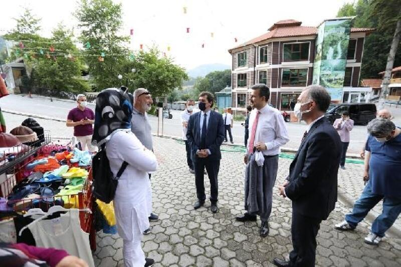 AK Parti Bursa Milletvekili Esgin: Oylat Türkiye'nin termal turizm markası
