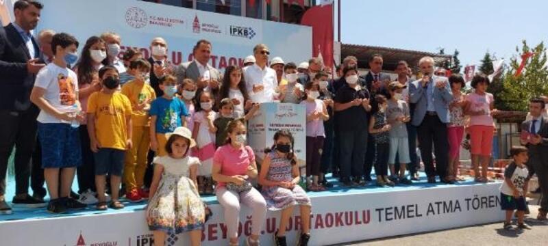 """Vali Yerlikaya: """"722 okul güçlendirildi 344 okul ise yeniden yapıldı"""""""
