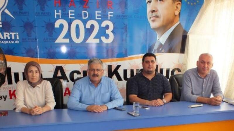 AK Parti'li Uysal: En büyük gücümüz kardeşliğimizdir