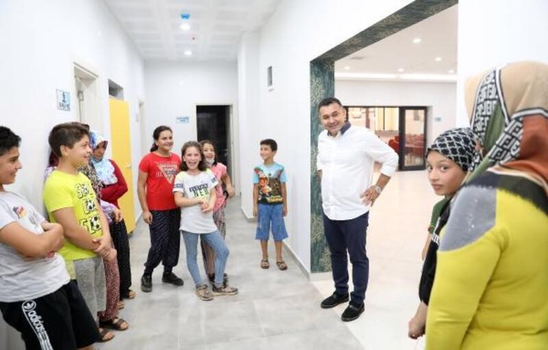 Konaklı Kültür Merkezi ve Düğün Salonu kapılarını açıyor