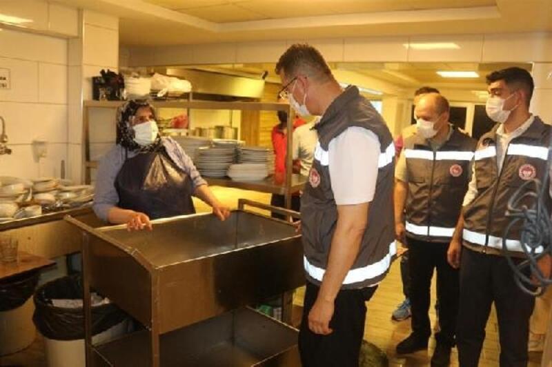 Kırklareli'de Kurban Bayramı öncesi gıda denetimi