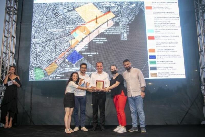 Çamlıbel Kentsel Yenileme Projesi'nin tanıtımı yapıldı