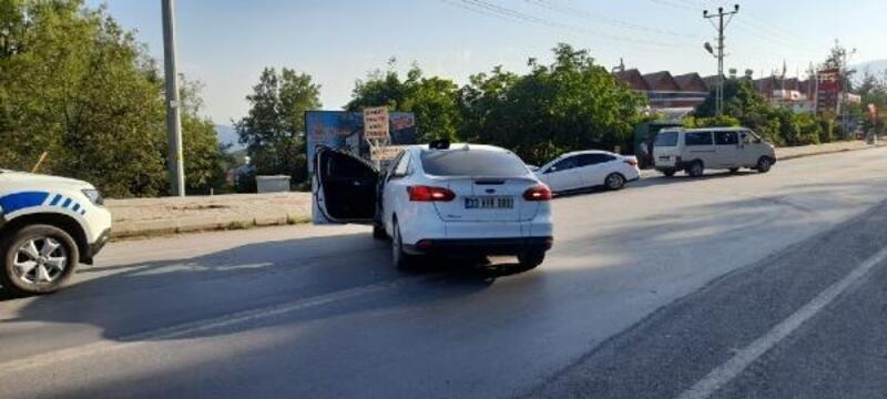 Mersin'de kasten öldürmeye teşebbüs suçundan aranan firari yakalandı