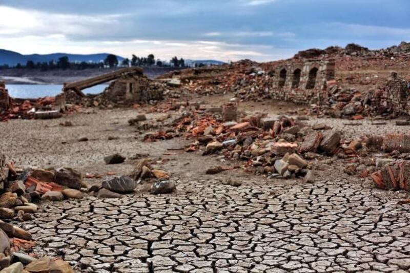 Muğla'da kuraklık tehlikesi