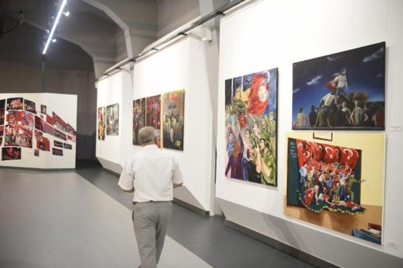 Kepez'de 15 Temmuz sergisi açılıyor