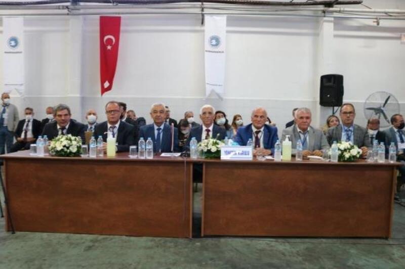 Marmarabirlik Genel Kurulu yapıldı