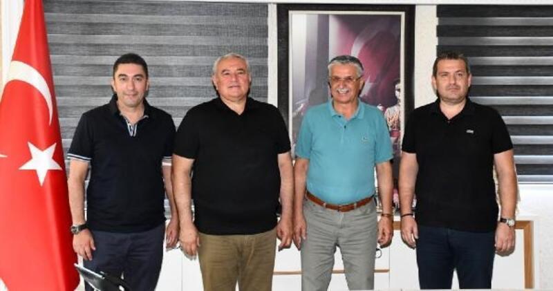 ATSO Başkanı Çetin, Kemer Belediyesi'nde