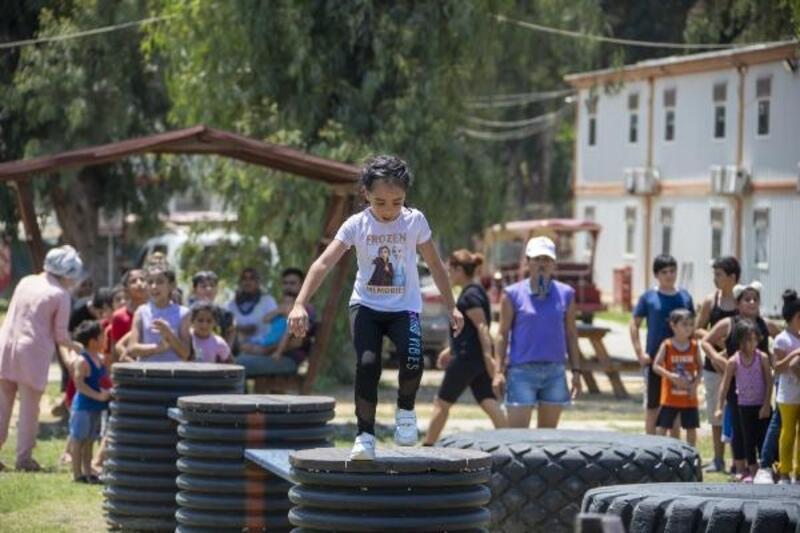 Tarsus Gençlik Kampı, yenilenerek hizmete açıldı