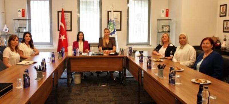 DOSABSİAD Yönetim Kurulu Başkanı Çevikel: Güçlü ekonomi, cesur kadınlarla mümkün