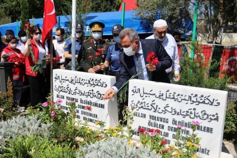 Adana'da 15 Temmuz şehitleri anıldı