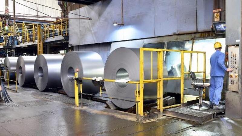 Ege Demir ve Demirdışı Metaller İhracatçıları Birliği, 2021'de 985 milyon dolar ihracat yaptı
