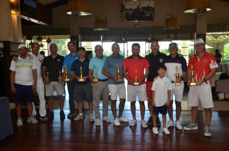 15 Temmuz Demokrasi Golf Turnuvası yapıldı