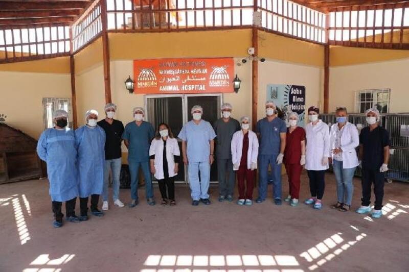 Mardin Büyükşehir Belediyesi'nden hayvan rehabilitasyon merkezi açıklaması