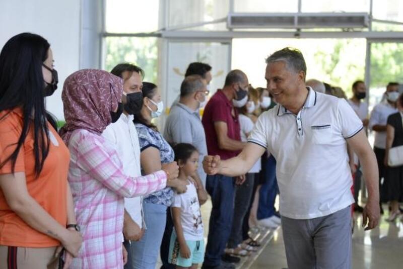 Başkan Uysal: İnsanımızın yanındayız