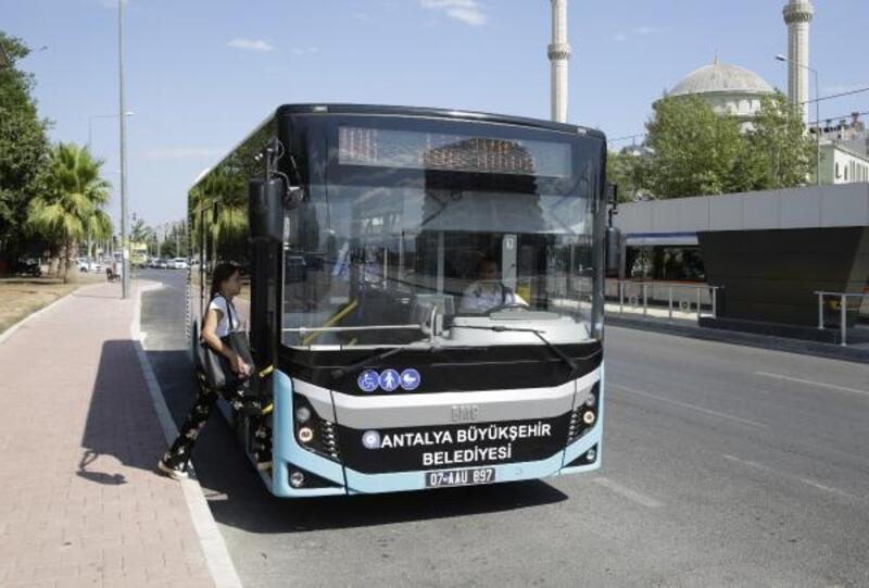 Büyükşehir'in toplu ulaşım araçları bayramda ücretsiz