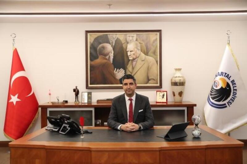 Kartal Belediye Başkanı Yüksel'den Kurban Bayramı mesajı
