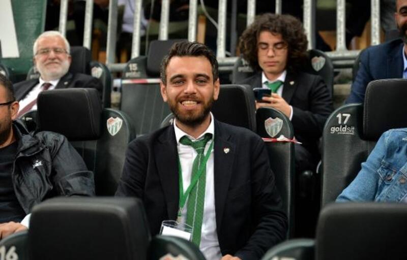 Bursaspor Kulübü'nden örnek hareket