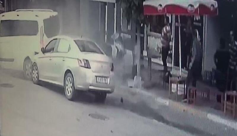 Balıkesir'in Bandırma ilçesinde trafik kazası: 2 yaralı