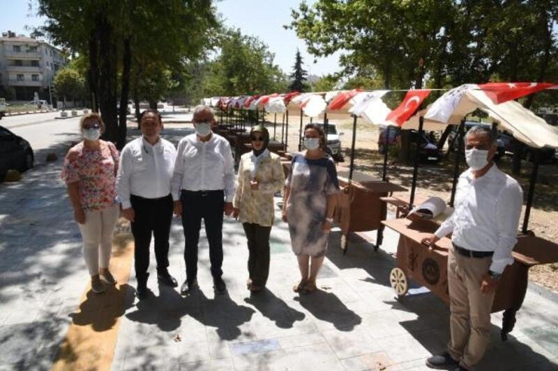 Keşan Belediyesi ve Edirne Valiliği ile 20 kadına iş olanağı sağlanacak