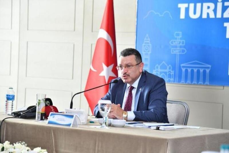 Trabzon'da turizm masaya yatırıldı
