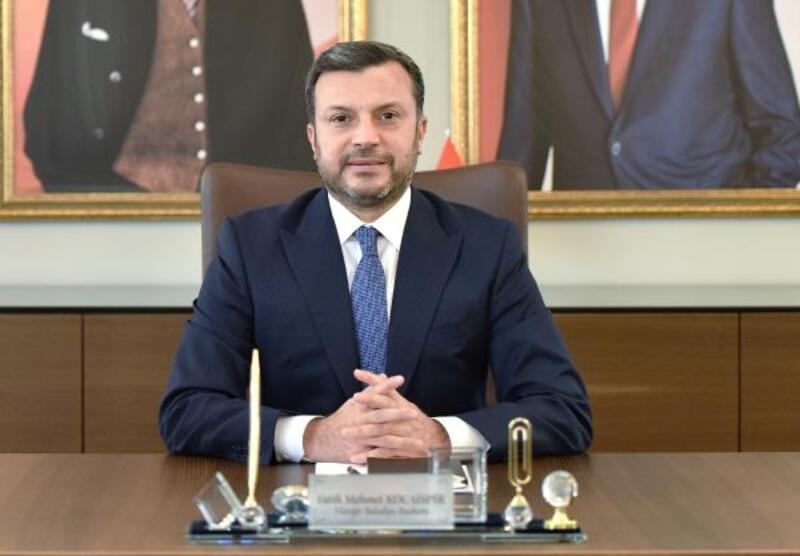 Başkan Kocaispir, maaşını AFAD'a bağışladı