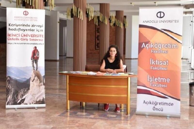 Anadolu Üniversitesi'nden tanıtım günleri