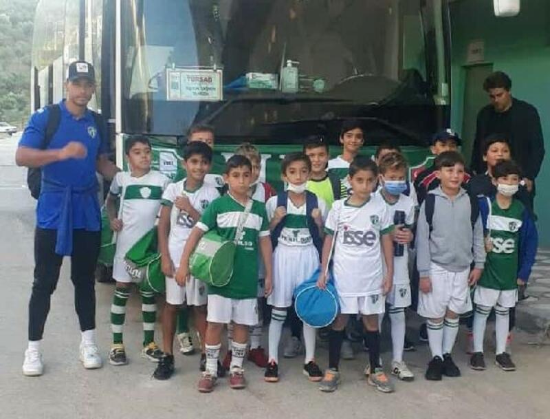 Tütünspor'dan Bursa'ya 2 kupa
