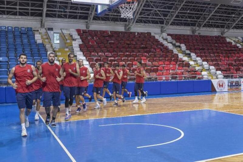 Büyükşehir erkek basketbol takımı yeni sezon için iddialı