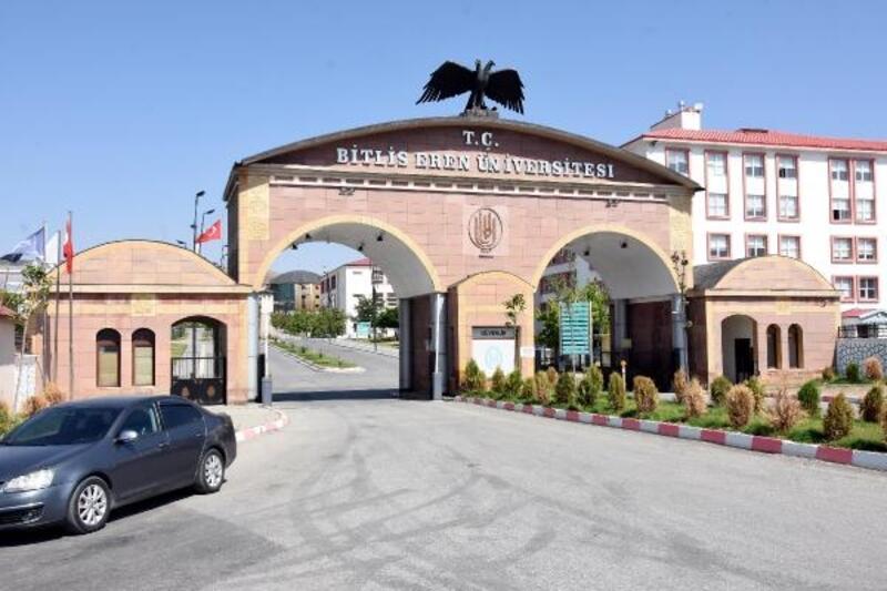 Bitlis Eren Üniversitesini tercih edecek öğrencilere 'Eren Bursu' verilecek