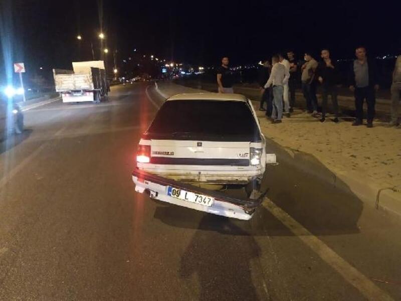 Eğirdir'de kaza: 4 yaralı
