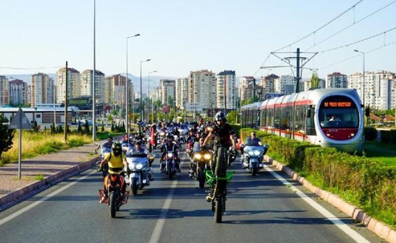Erciyes'te 4'üncü kez Moto Fest'te buluşacak