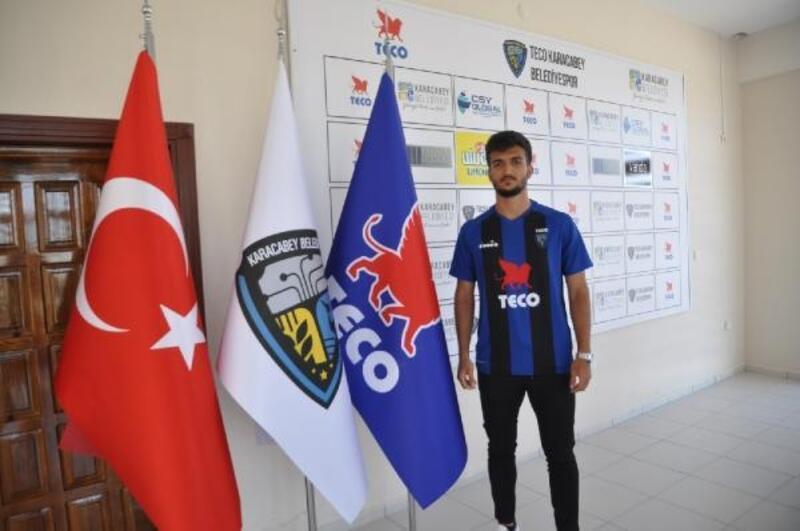 Hamza Özdemir, TECO Karacabey Belediyespor'da