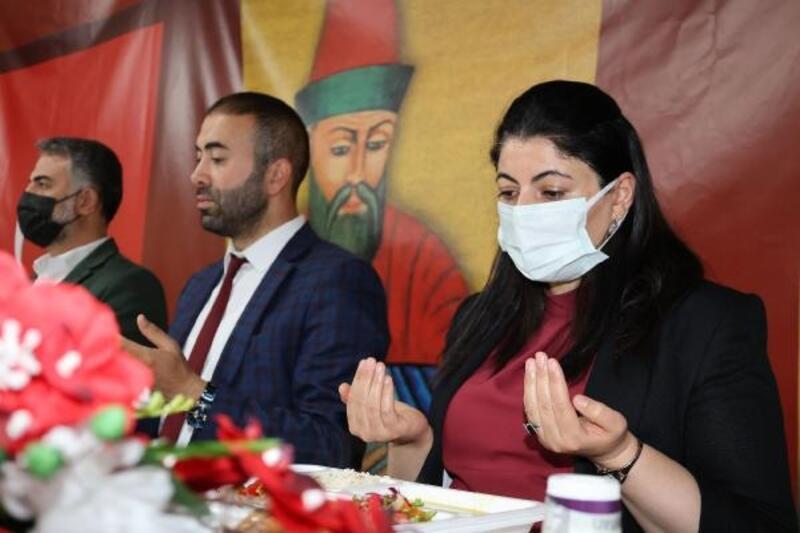 Sivas'ta 'Mah'ı Matem İftarı' düzenlendi