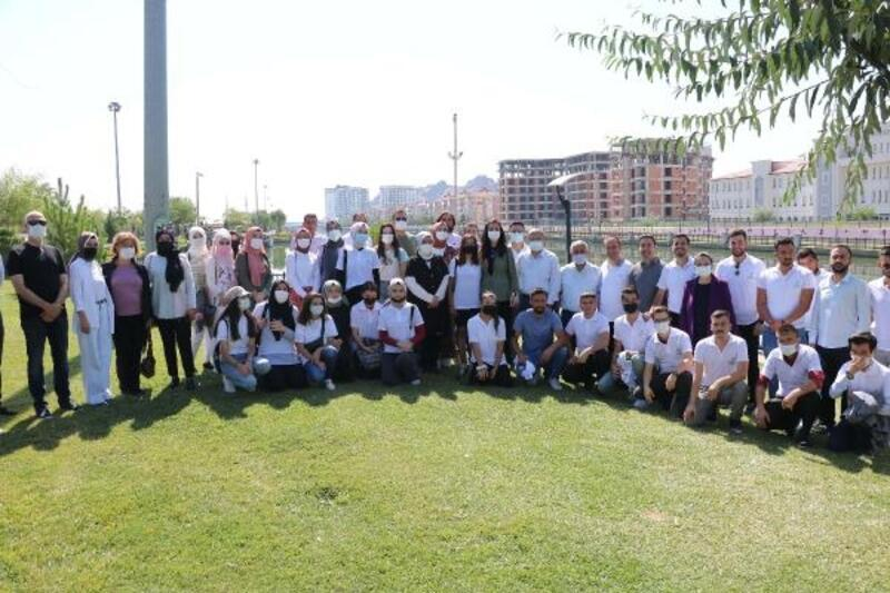 AK Parti'li Karaaslan, Afyonkarahisar'da gençlerle buluştu