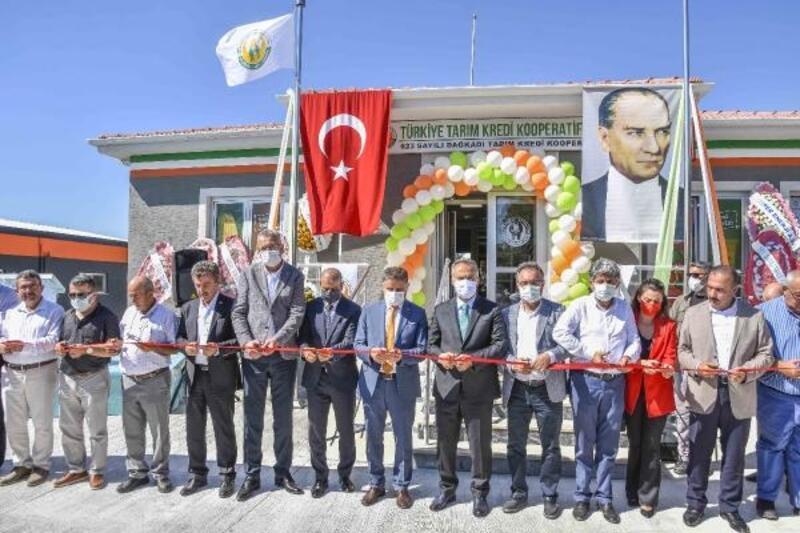 Karacabey'e Bursa Büyükşehir Belediyesi'nin desteği ile yeni yatırımlar geliyor