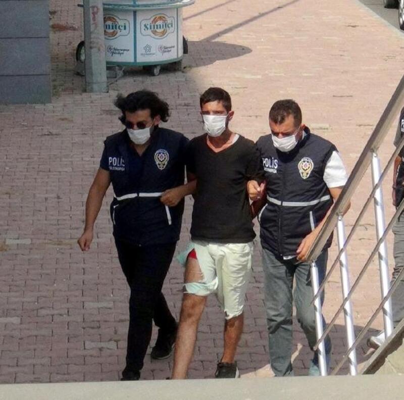 Tekirdağ'da evlerden hırsızlık şüphelisi tutuklandı