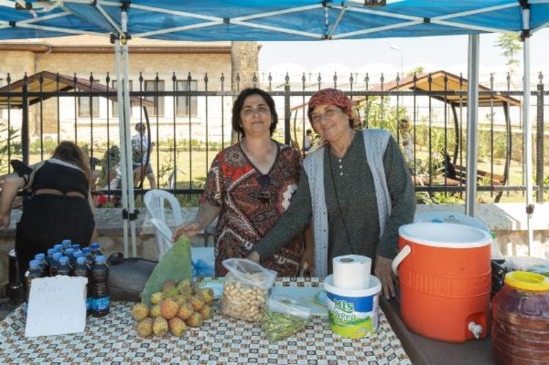 Büyükşehir'in Gazi Çiftliği'ne yoğun ilgi