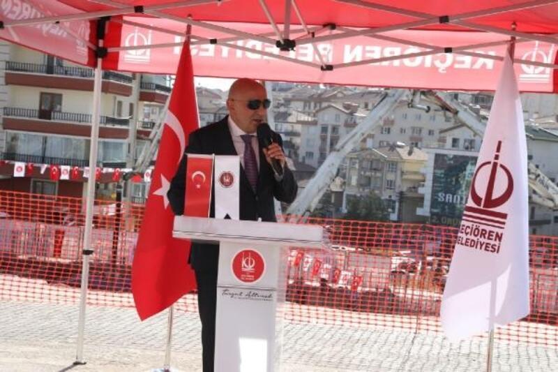 Sancaktepe Kapalı Pazar Alanı ve Kültür Merkezi'nin temeli atıldı