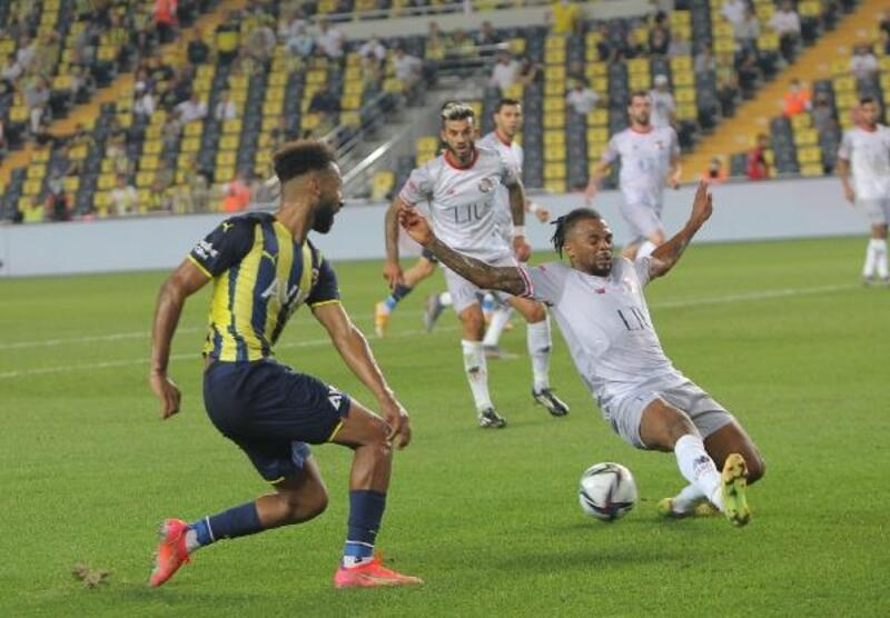 Fenerbahçe - Fraport TAV Antalyaspor: 2-0