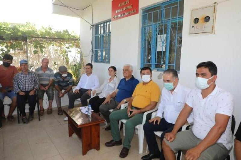 Muğla Büyükşehir'den yangın mağdurlarına destek
