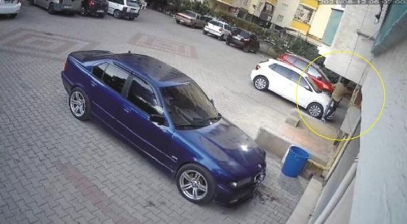 Uyuşturucu parası için hırsızlık yapan şüpheli yakalandı