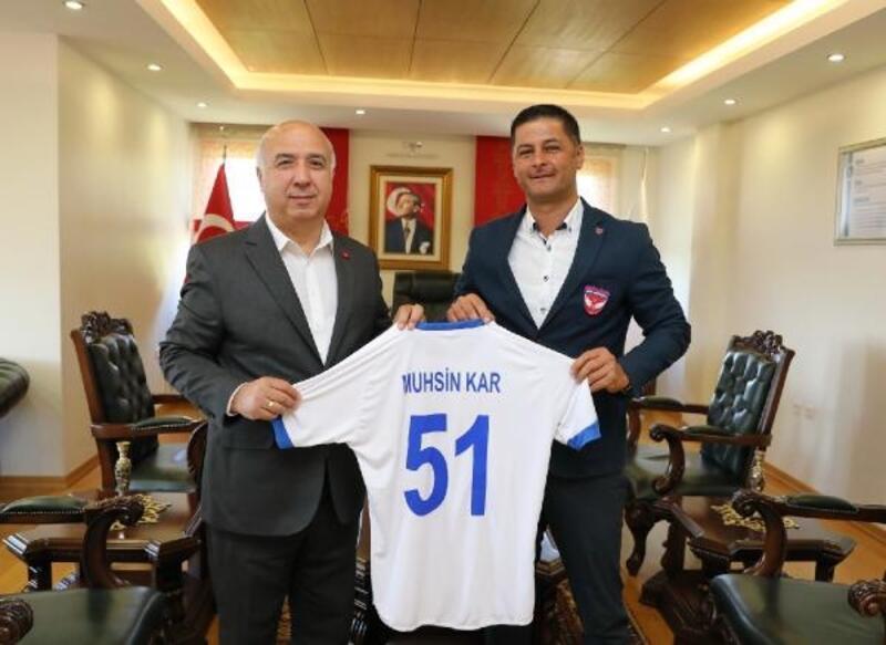 Niğde Anadolu FK, iç saha maçlarını üniversitenin futbol sahasında oynayacak