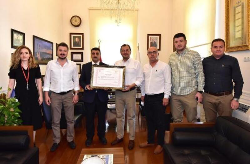 Süleymanpaşa, Trakya'da 'sıfır atık belgesi' alan ilk belediye oldu