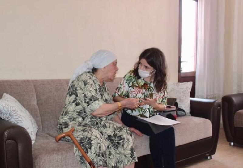 Mardin'de 65 yaş üstü vatandaşlara diyetisyen hizmeti