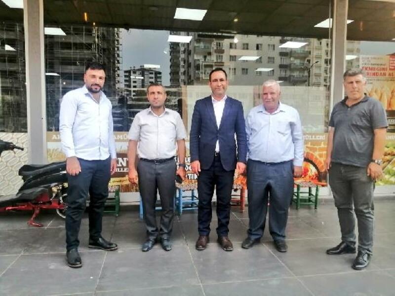 Milletvekili Taşdoğan'dan esnaf ziyareti