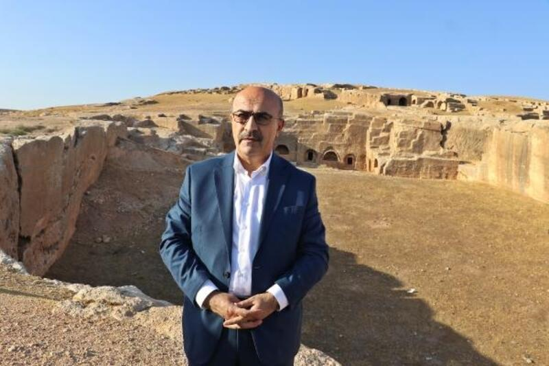 Vali Demirtaş: Antik kent Dara cazibe merkezi olacak